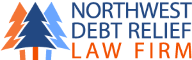 Northwest Debt Relief Law Firm Company Logo by Tom McAvity in Vancouver WA
