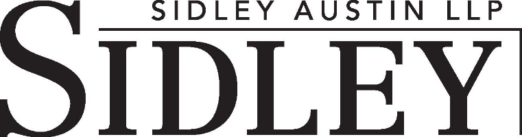 Sidley Austin LLP Company Logo by Ike Adams in Washington DC