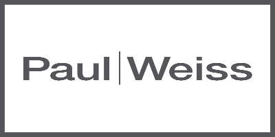 Paul Weiss Company Logo by Valerie Radwaner in New York NY