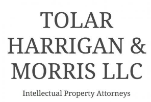 Tolar Harrigan & Morris Company Logo by Jack Morris in New Orleans LA