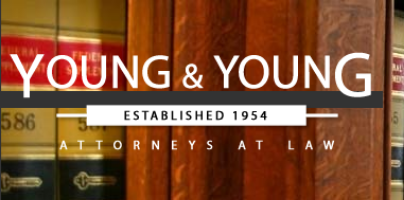 Young & Young Attorneys at Law Company Logo by James H. Young  in