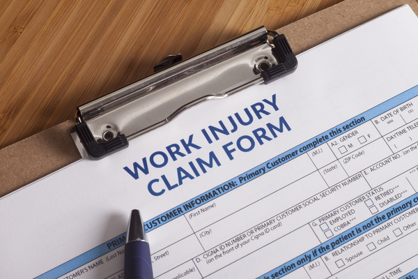 The Most Frequent Causes of Workplace Injury